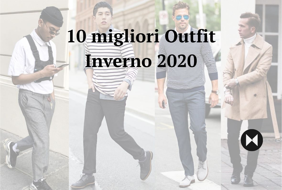 Outfit Inverno 2020 uomo