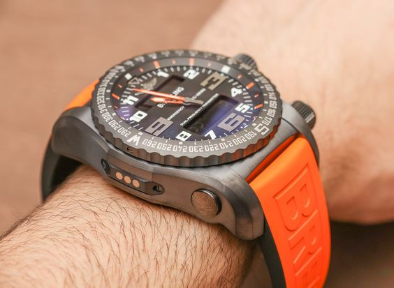 Breitling Emergency II specifiche tecniche