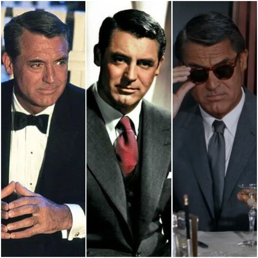 Cary Grant Look Formale