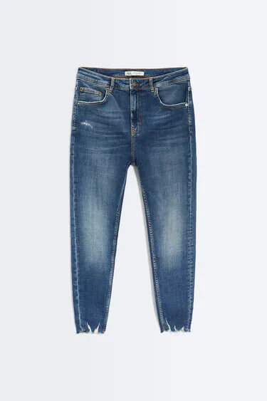 Jeans Classici Tapered Fit